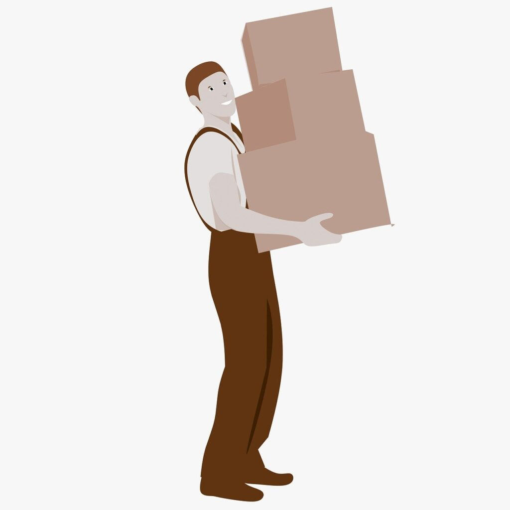 moving boxes, movers, moving